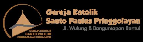 Gereja Katolik Paroki Santo Paulus Pringgolayan